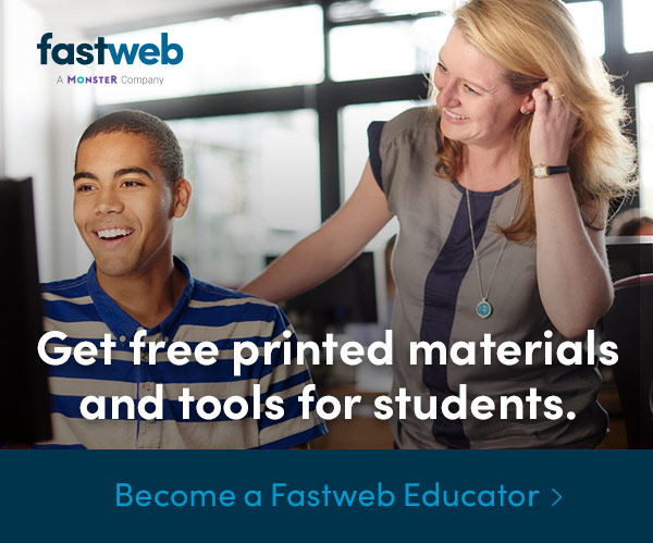 Become a Fastweb Educator